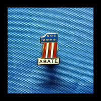 Abate #1 Post Earring